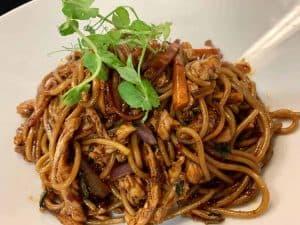 Wokos ázsiai ételek (körettel együtt)
